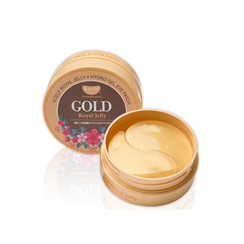 Koelf Gold & Royal Jelly Eye Patch 60ea (30usage)