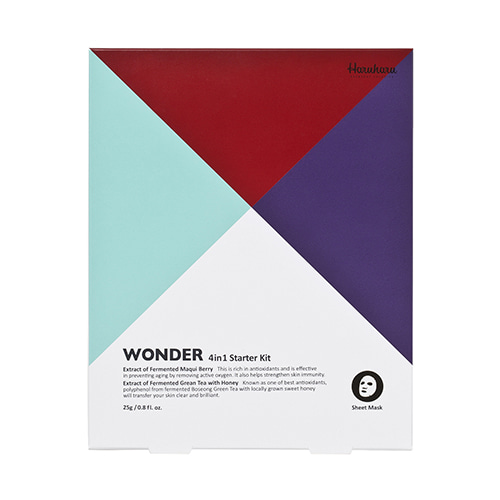 Haruharu Wonder Mask Starter Kit