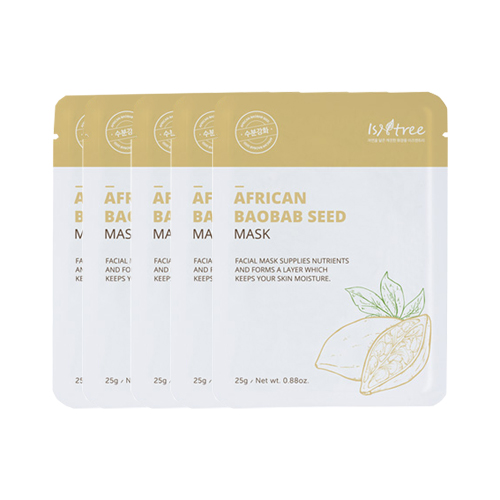 Isntree African Baobab Seed Mask 25g * 5ea