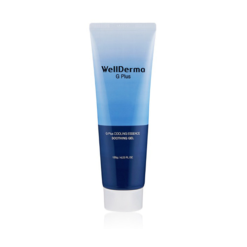 WellDerma G Plus Cooling Essence Soothing Gel 120g