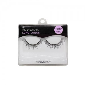 THE FACE SHOP Pro Eyelashes #7-#12