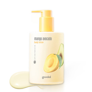 goodal Mango Avocado Body Lotion 300ml