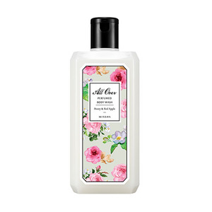 MISSHA All Over Perfumed Body Wash Peony & Red Apple 330ml