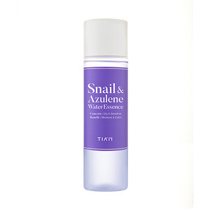 [TIME DEAL] TIAM Snail & Azulene Water Essence 180ml