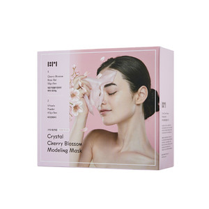 BEAUTYMORY Crystal Cherry Blossom Modeling Mask 5ea