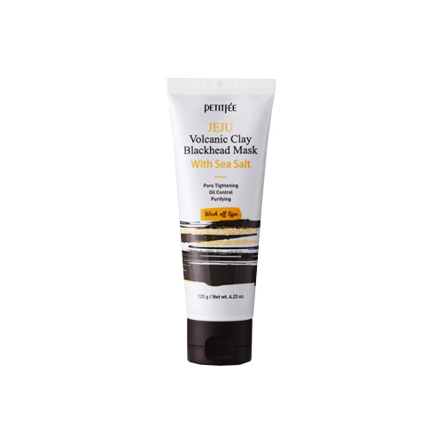 Petitfee Jeju Volcanic Clay Blackhead Mask With Sea Salt 120g