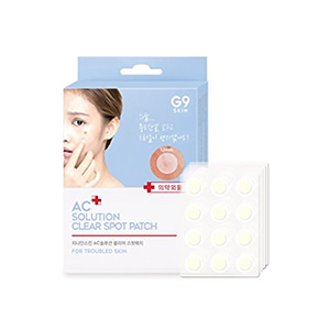 G9SKIN AC Solution ACNE Clear Spot Patch 12pcs*5ea
