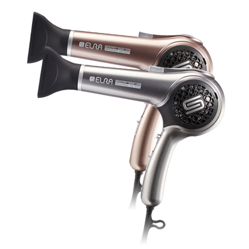 ELRAKOREA U5 BLAC Pro Hair Dryer 220V