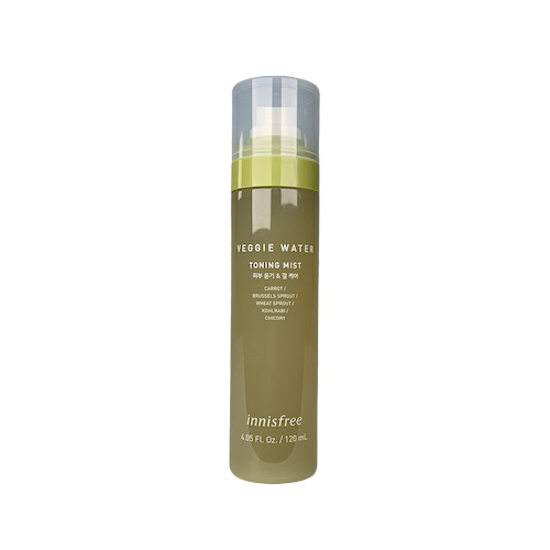 innisfree Veggie Water Toning Mist 120ml